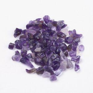 Amethyst Gemstone Chips