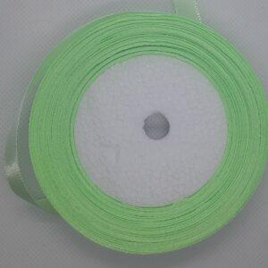 Lite Green Satin Ribbon